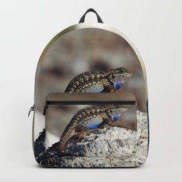 Western Fence Lizard Backpack