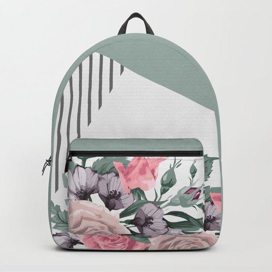 FLOWERS IX Backpack