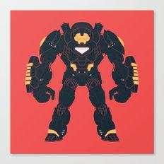 Hulkbuster Iron Man Canvas Print