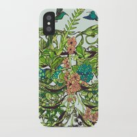 green iPhone & iPod Cases featuring Daydreamer by Huebucket
