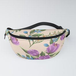 FLOWERS III Fanny Pack