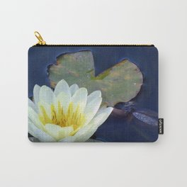 Water Lilly 2 Carry-All Pouch