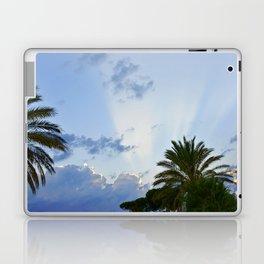 Palms on Clouds  Laptop & iPad Skin