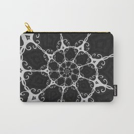 Dark Mandala #3 Carry-All Pouch