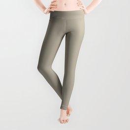 BM Pashmina Pastel Brown AF-100 - Trending Color 2019 - Solid Color Leggings