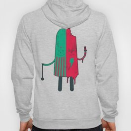 Non-Identical Twins Hoody