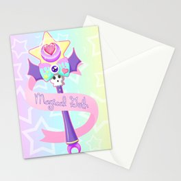 Magical Goth Stationery Cards
