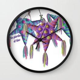 No Pierdas El Tino X3 Wall Clock
