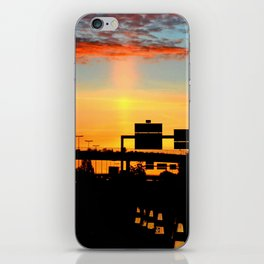 Awakening Light iPhone Skin
