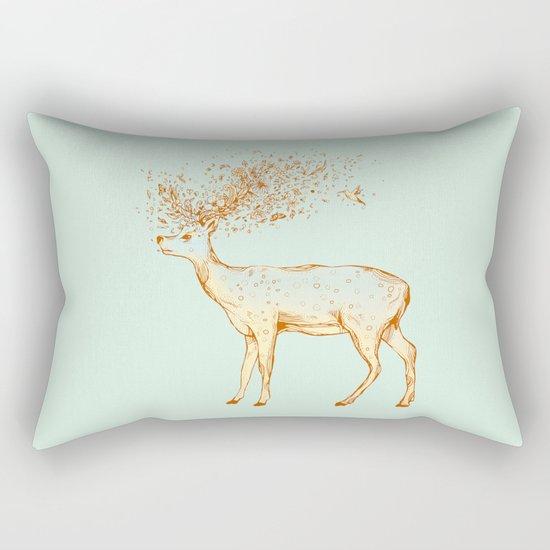 Changing Season Rectangular Pillow
