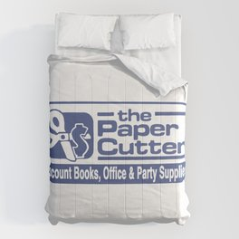 the Paper Cutter Classic Comforters