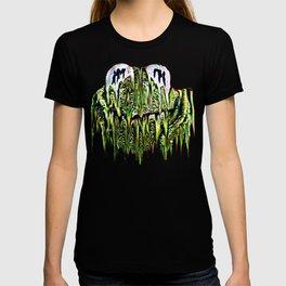 Melting Kermit T-shirt