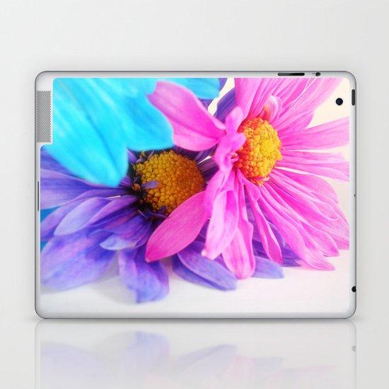 Brightly Alive I Laptop & iPad Skin