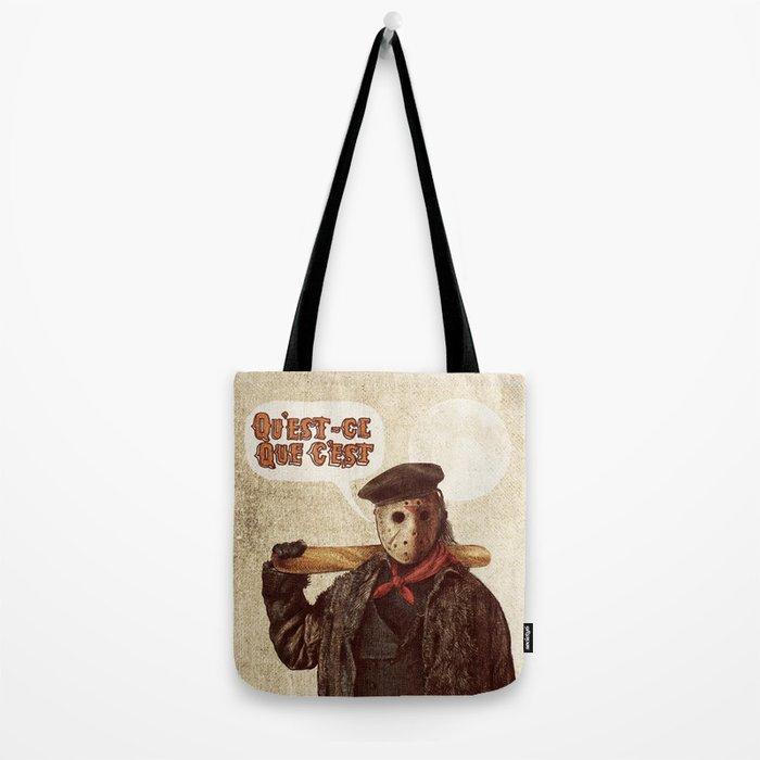 Psycho Killer Tote Bag