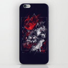 Wildcats iPhone Skin