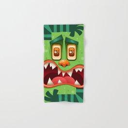 Green Monster Hand & Bath Towel