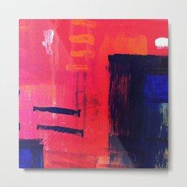 Pink 01 Metal Print