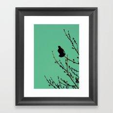 Sing Framed Art Print