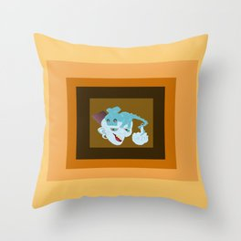Spunk Throw Pillow