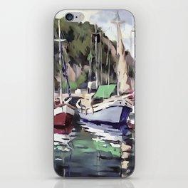 The Mooring iPhone Skin