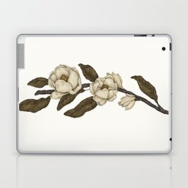 Magnolias Branch Laptop & iPad Skin