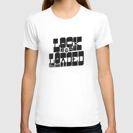 Locked & Loaded T-shirt