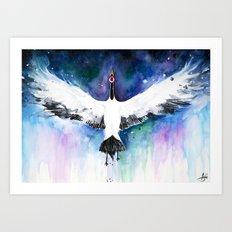 Hoshi Art Print