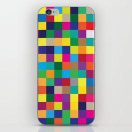 Geometric No. 4 iPhone Skin