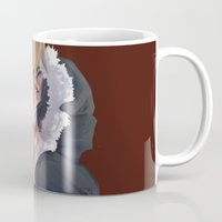 yaoi Mugs featuring DRRR!! by washuuchan