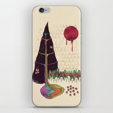 Holy Mountain iPhone Skin