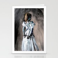 bride Stationery Cards featuring BRIDE by Emanuele Califano Lidak