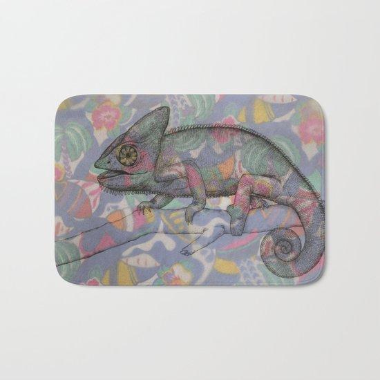 Chameleon(4) Bath Mat