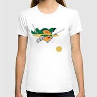 attack on titan T-shirts featuring Saturn's Attack on Titan by ChronoStar