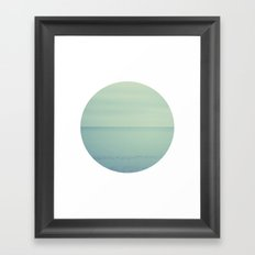 Infinito Framed Art Print