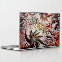 holiday Laptop & iPad Skins featuring Holiday by Klara Acel