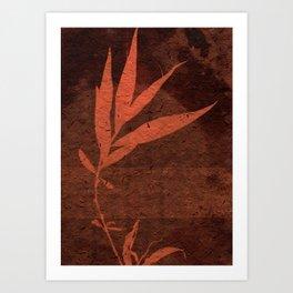 Botanicus (59) Art Print