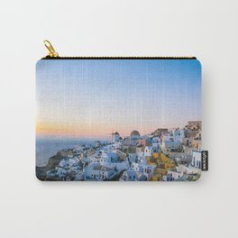 suset in Santorini Carry-All Pouch