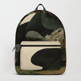 106 Black Vulture or Carrion Crow Backpack