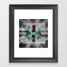 Eschaton Framed Art Print