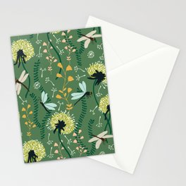 Dandelion Day Stationery Cards