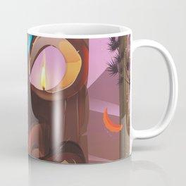 Polynesia Tiki mask Coffee Mug