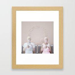 """Connection"" Framed Art Print"