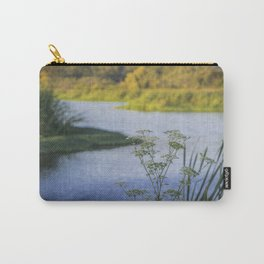 Peaceful Moment At The Marsh Carry-All Pouch