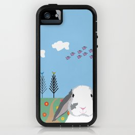 Jokke, The Rabbit iPhone Case