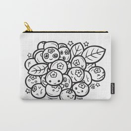 Team Blueberries Carry-All Pouch