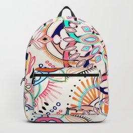 Summer Festival Pop Backpack