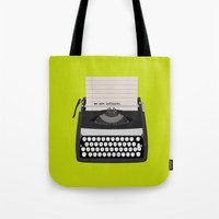 the perks of being a wallflower Tote Bags featuring the perks of being wallflower by Live It Up