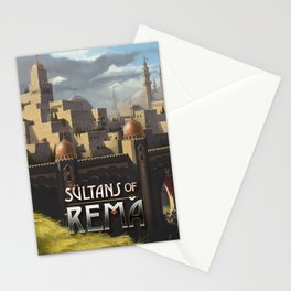 "Amin al Joddah ""The Jewel of the Desert"" Stationery Cards"