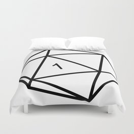 Fumble - Dungeons & Dragons for Dummies Duvet Cover