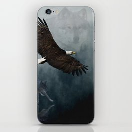 Sacred Places iPhone Skin